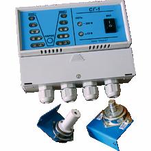Сигналізатори газу двоканальні комунальні СГ-1