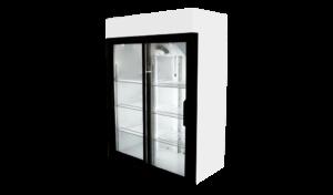 Холодильні шафи зі скляними дверима Torino