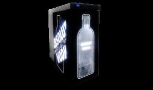 Шкаф холодильный Torino-100