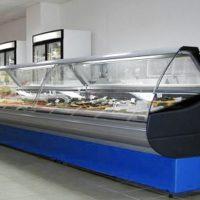 Гастрономічні холодильні вітрини РОСС КИЇВ