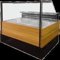 Гастрономічна вітрина Savona Cube Loft